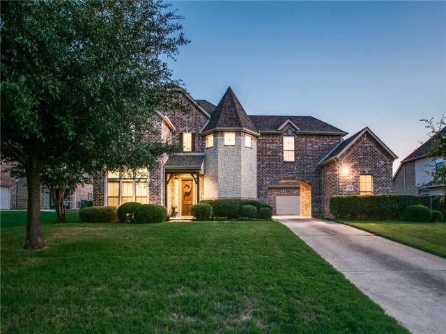 518 Mockingbird Drive, Murphy, TX 75094 (MLS #14181827) :: Lynn Wilson with Keller Williams DFW/Southlake