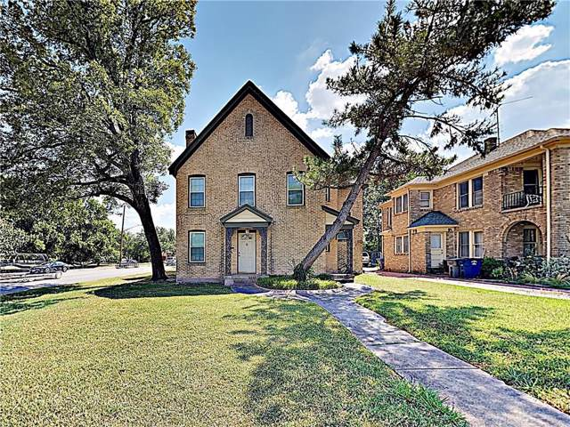 6044 Vickery Boulevard, Dallas, TX 75206 (MLS #14181850) :: The Real Estate Station