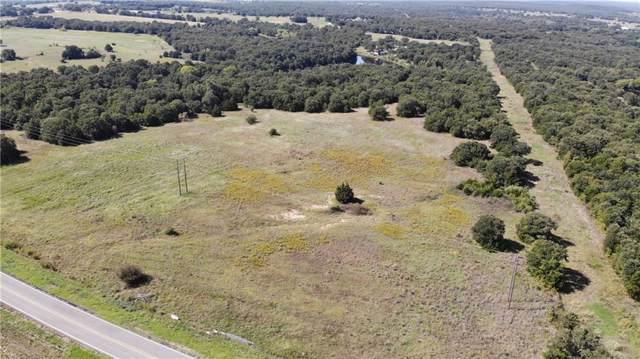 TBD Hwy. 287 29.85 Acres, Bowie, TX 76230 (MLS #14181867) :: Van Poole Properties Group