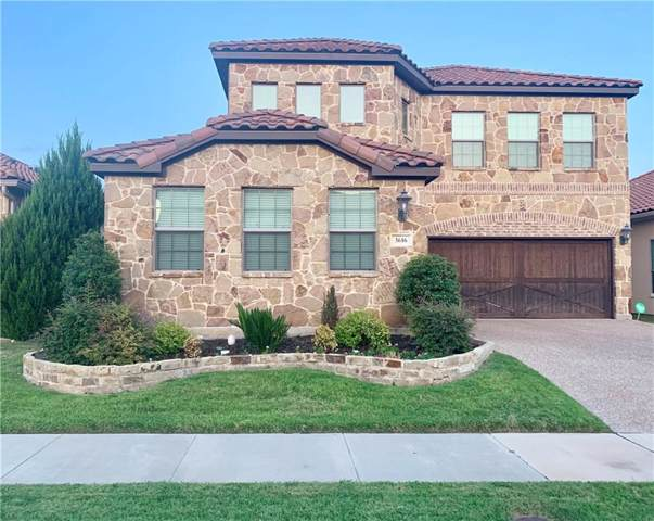 3616 Tuscan Hills Circle, Denton, TX 76210 (MLS #14181889) :: Baldree Home Team