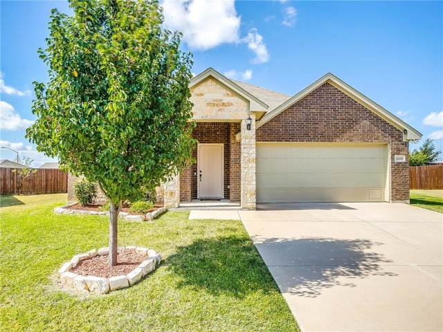 12332 Hunters Knoll Drive, Fort Worth, TX 76028 (MLS #14181897) :: The Heyl Group at Keller Williams