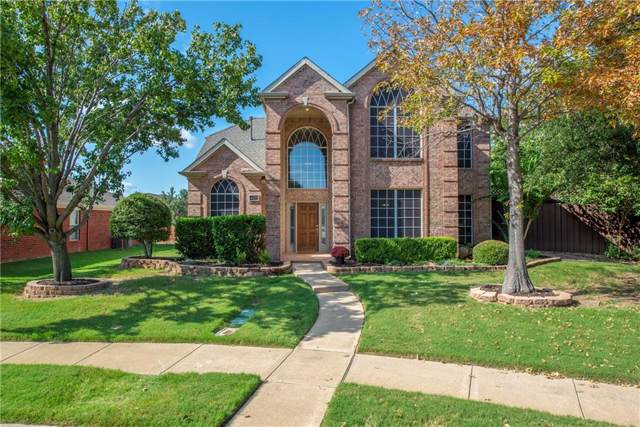 1344 Parma Drive, Lewisville, TX 75077 (MLS #14181908) :: Real Estate By Design