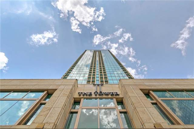 500 Throckmorton Street #3101, Fort Worth, TX 76102 (MLS #14181917) :: The Mitchell Group
