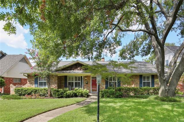 9935 Milltrail Drive, Dallas, TX 75238 (MLS #14181948) :: The Hornburg Real Estate Group