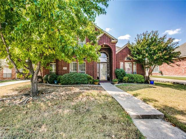 1027 Lauren Lane, Murphy, TX 75094 (MLS #14181949) :: Lynn Wilson with Keller Williams DFW/Southlake