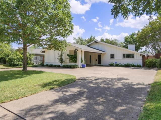 10436 Robindale Drive, Dallas, TX 75238 (MLS #14181960) :: The Hornburg Real Estate Group