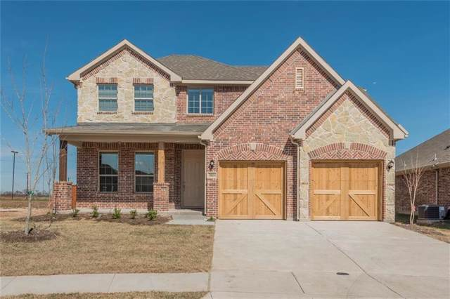 5824 Amphora Avenue, Mckinney, TX 75070 (MLS #14181967) :: The Real Estate Station