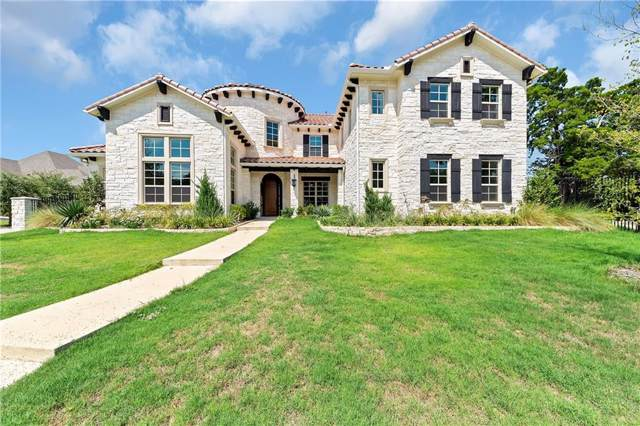 1000 Cool River Drive, Southlake, TX 76092 (MLS #14181969) :: RE/MAX Town & Country