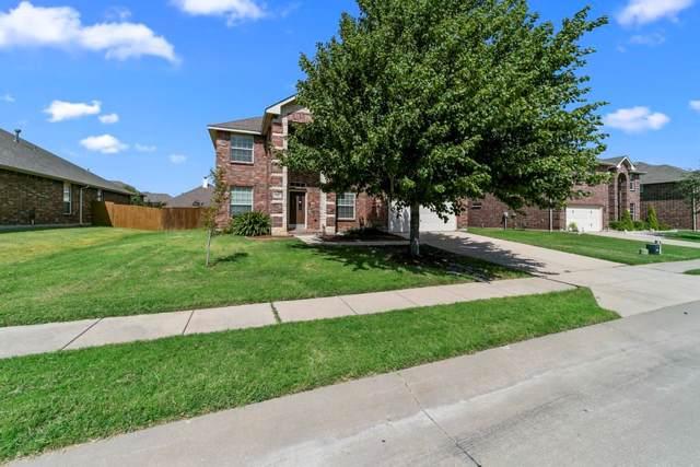 640 White Rock Drive, Lewisville, TX 75056 (MLS #14181973) :: Team Hodnett