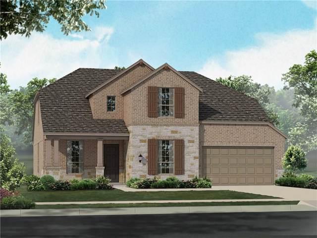 1807 Shady Vista Way, Wylie, TX 75098 (MLS #14181987) :: Vibrant Real Estate
