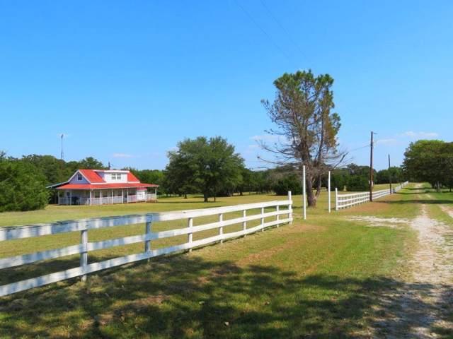 00 Pr 207, Bowie, TX 76230 (MLS #14181997) :: Van Poole Properties Group
