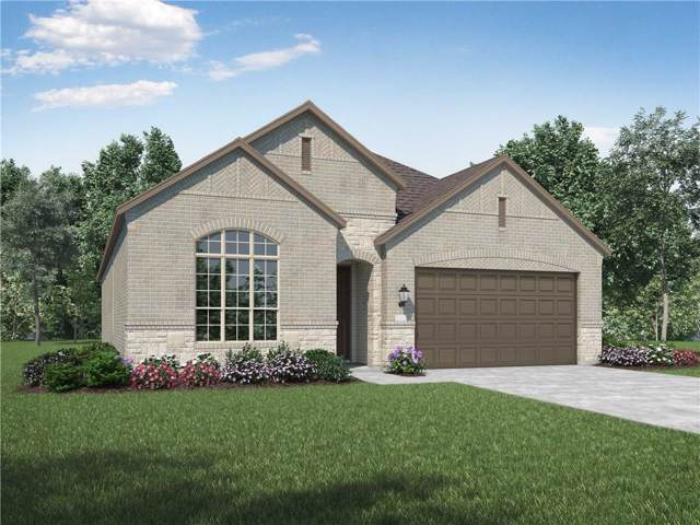 1525 Calcot Lane, Forney, TX 75126 (MLS #14182000) :: Real Estate By Design