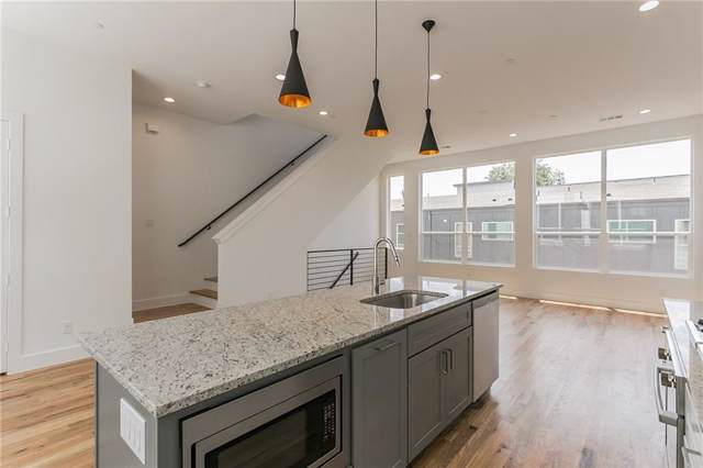 1836 Euclid Avenue #103, Dallas, TX 75206 (MLS #14182023) :: The Heyl Group at Keller Williams