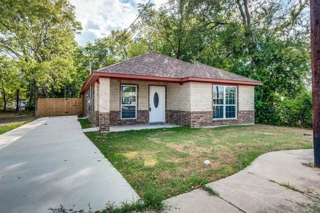 810 Dr Martin Luther King Jr Boulevard, Waxahachie, TX 75165 (MLS #14182035) :: Tenesha Lusk Realty Group