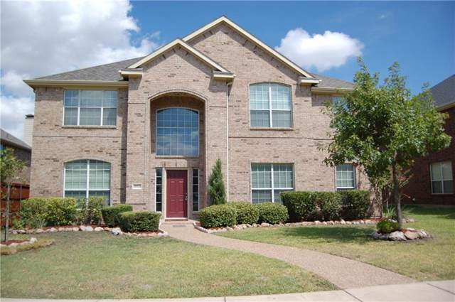 11924 Yoakum Drive, Frisco, TX 75035 (MLS #14182044) :: The Good Home Team