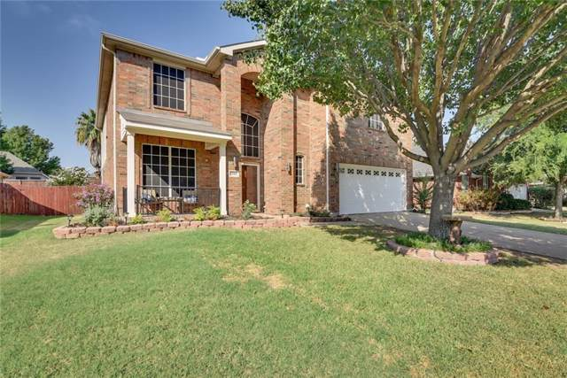 2515 Edgefield Trail, Mansfield, TX 76063 (MLS #14182051) :: The Tierny Jordan Network