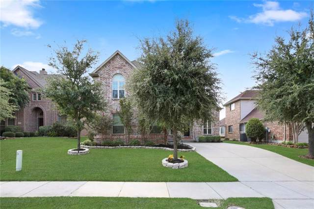 9713 Avalon Drive, Frisco, TX 75035 (MLS #14182068) :: All Cities Realty