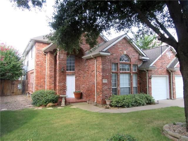 1512 Knoll Ridge Circle, Corinth, TX 76210 (MLS #14182121) :: Baldree Home Team