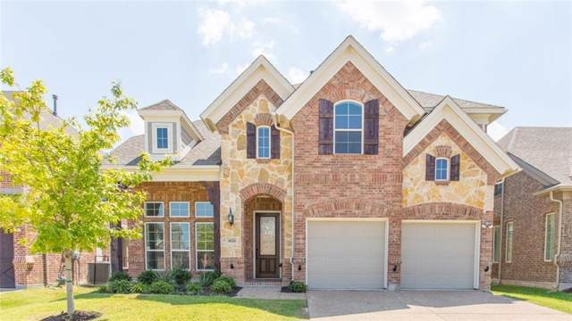 4020 Alpine Rose Court, Fort Worth, TX 76262 (MLS #14182130) :: The Heyl Group at Keller Williams