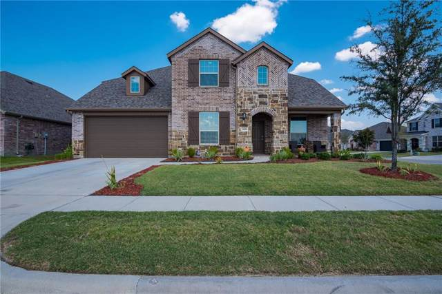 1628 Village Creek Drive, Forney, TX 75126 (MLS #14182141) :: RE/MAX Landmark