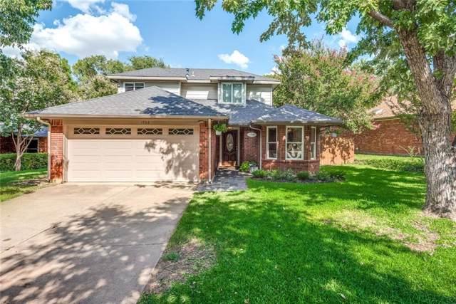 1708 Overlook Drive, Grapevine, TX 76051 (MLS #14182154) :: Baldree Home Team