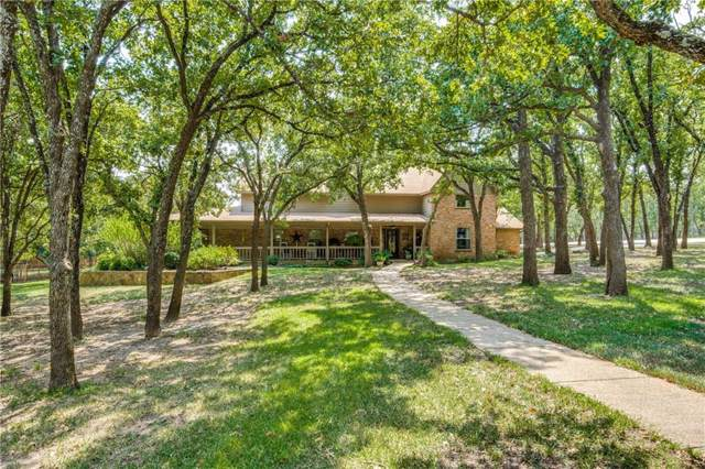 285 Oak Trail Drive, Double Oak, TX 75077 (MLS #14182157) :: Baldree Home Team