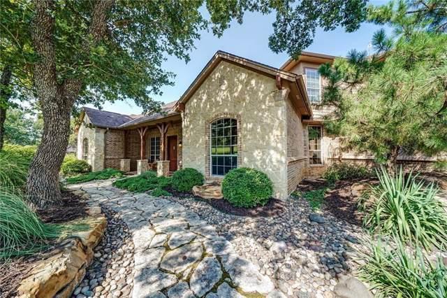 311 Bishop Drive, Weatherford, TX 76088 (MLS #14182176) :: The Heyl Group at Keller Williams