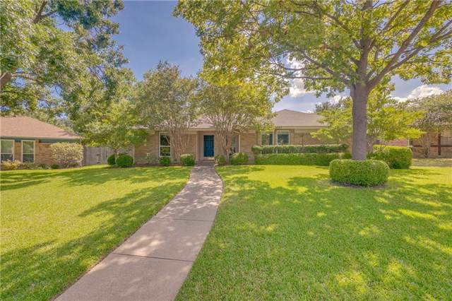 2327 Woodglen Drive, Richardson, TX 75082 (MLS #14182195) :: Vibrant Real Estate