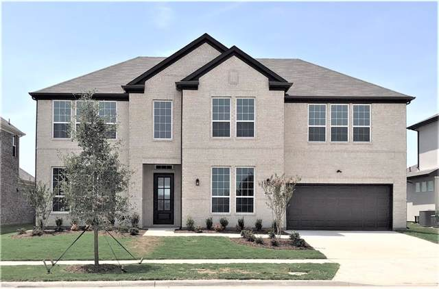 10299 Cavalcade Drive, Frisco, TX 75035 (MLS #14182199) :: RE/MAX Town & Country