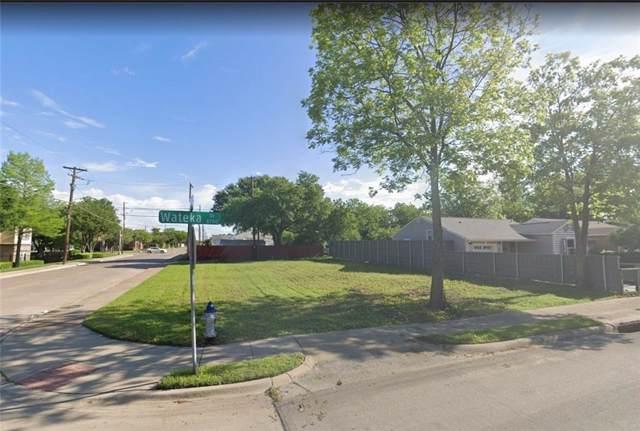 4703 Wateka Drive, Dallas, TX 75209 (MLS #14182209) :: The Mitchell Group