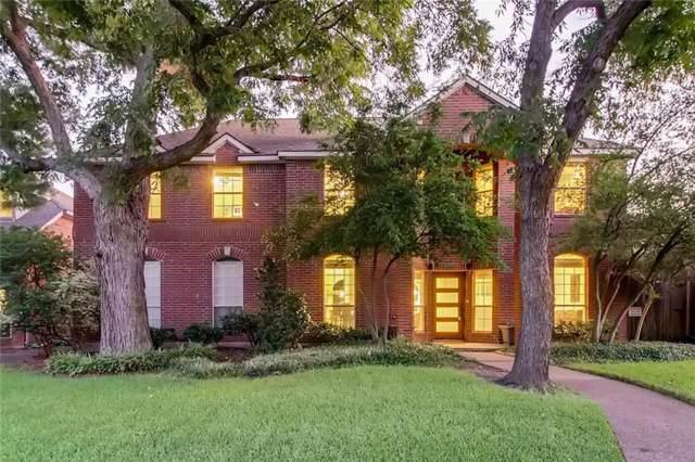 18 Heritage Way, Allen, TX 75002 (MLS #14182215) :: The Rhodes Team