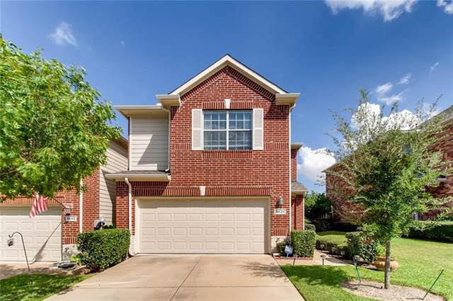 3436 Belladonna Drive, Plano, TX 75093 (MLS #14182220) :: The Heyl Group at Keller Williams