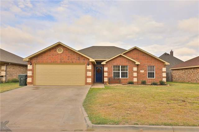 3010 Sterling Street, Abilene, TX 79606 (MLS #14182259) :: Robbins Real Estate Group