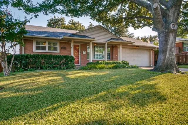 8815 Larchwood Drive, Dallas, TX 75238 (MLS #14182265) :: The Hornburg Real Estate Group
