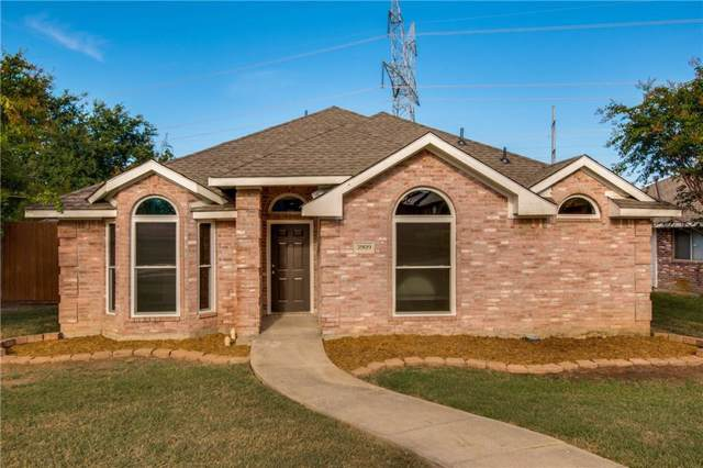 3909 Brazos Drive, Carrollton, TX 75007 (MLS #14182277) :: Baldree Home Team