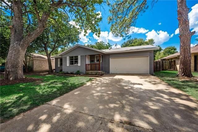 1110 Hollis Street, Arlington, TX 76013 (MLS #14182279) :: Kimberly Davis & Associates