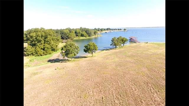 LOT 6 Moonlight Point, Corsicana, TX 75109 (MLS #14182285) :: The Chad Smith Team