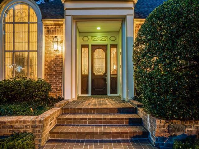 7743 Southwestern Boulevard, Dallas, TX 75225 (MLS #14182299) :: The Heyl Group at Keller Williams