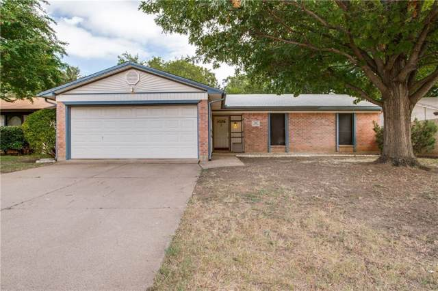 215 Volunteer Drive, Arlington, TX 76014 (MLS #14182335) :: Van Poole Properties Group