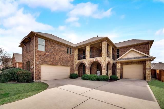 3920 Bamberg Lane, Fort Worth, TX 76244 (MLS #14182342) :: Real Estate By Design