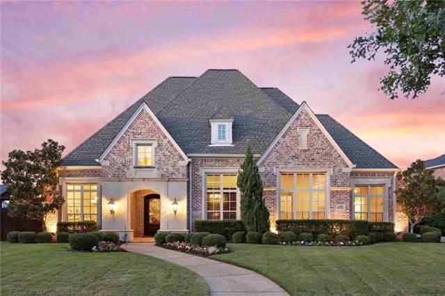 2801 Sir Castor Court, Lewisville, TX 75056 (MLS #14182344) :: Kimberly Davis & Associates