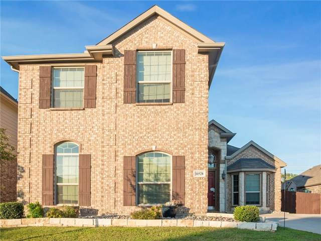 11528 Compton Trail, Fort Worth, TX 76244 (MLS #14182348) :: The Mitchell Group