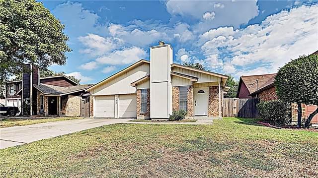 707 Cornfield Drive, Arlington, TX 76017 (MLS #14182368) :: All Cities Realty