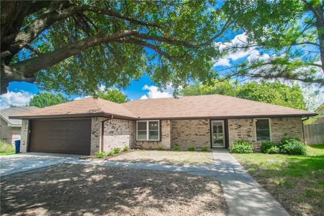356 High Ridge Drive, Krum, TX 76249 (MLS #14182397) :: The Heyl Group at Keller Williams