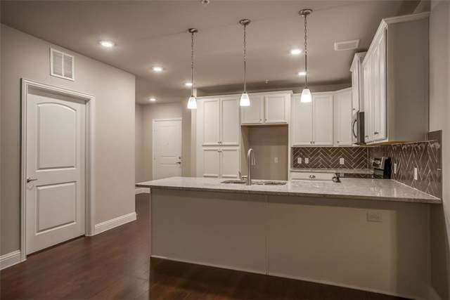 1735 Wittington Place #1207, Farmers Branch, TX 75234 (MLS #14182410) :: The Hornburg Real Estate Group