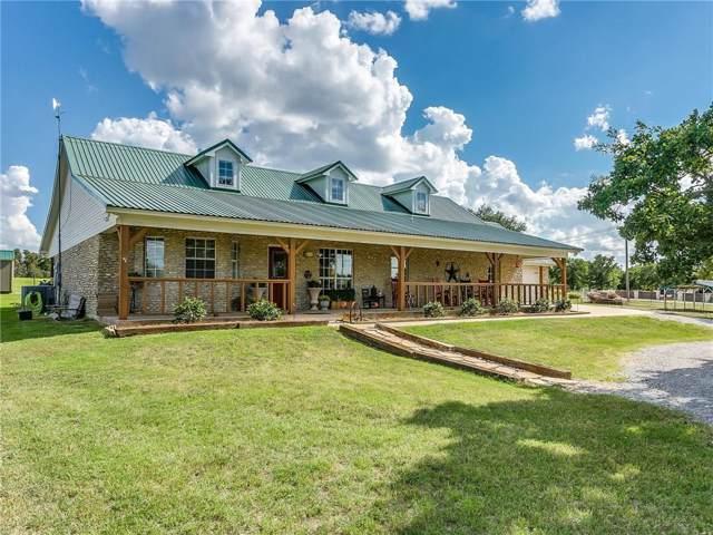 196 Park Meadow Drive, Weatherford, TX 76087 (MLS #14182432) :: The Heyl Group at Keller Williams
