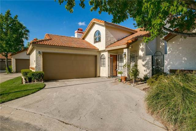 611 Rancho Circle, Irving, TX 75063 (MLS #14182448) :: The Heyl Group at Keller Williams
