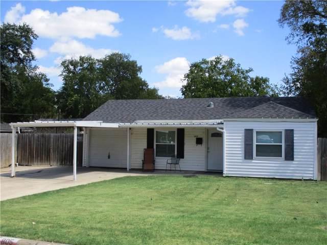 805 Wahoo Trace, Grand Prairie, TX 75051 (MLS #14182452) :: Van Poole Properties Group