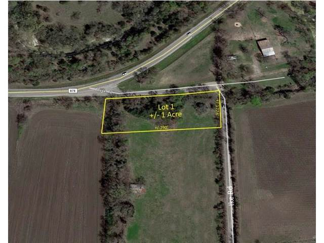 Lot 1 Ike Road, Waxahachie, TX 75165 (MLS #14182483) :: All Cities Realty