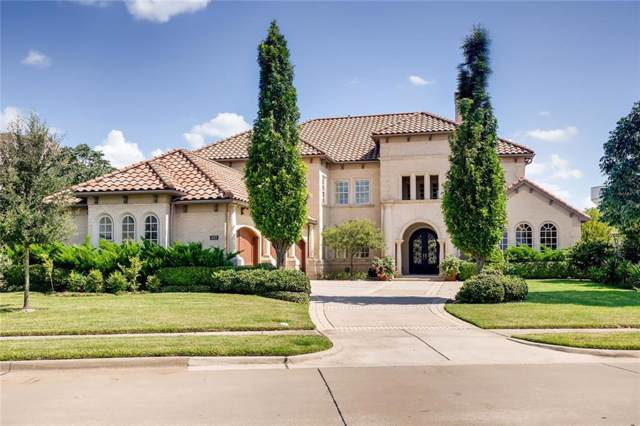 417 Riverpath, Colleyville, TX 76034 (MLS #14182487) :: Potts Realty Group